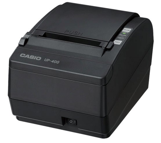 Bilde av CASIO UP-400 termoprinter