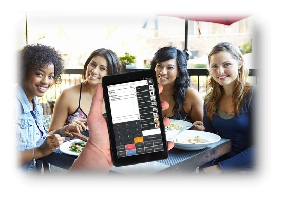 Bilde av CASIO Mobile Ordering